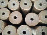 熱の絶縁材の管のRockwoolの岩綿の管のアルミホイル