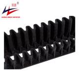 Стандарт DIN боковой стенки петельки конвейер гофрированной боковой стенки ремень