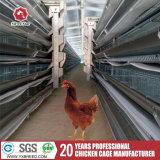 Galinha poedeira das gaiolas da galinha da bateria da galinha/galinha galvanizadas automáticas da camada/ovo