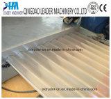 Linha da extrusão da folha da telhadura do PVC