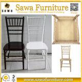 خشبيّة [شفري] كرسي تثبيت [تيفّني] كرسي تثبيت فندق مأدبة كرسي تثبيت