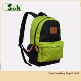 Beiläufiger kundenspezifischer School-Rucksack mit Firmenzeichen
