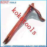 La horquilla de barro profesional en el 4pcs tamaño 250x10mm Acero octogonal