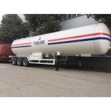 ISO 3 차축 59.52cbm LPG 가스 탱크 트레일러