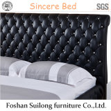 Lb1101 현대 가죽 침대