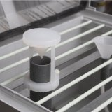 Programmierbarer Laborgeräten-Salz-Nebel-korrosionsbeständiges Salznebel-Testgerät