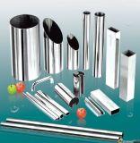 Section creuse en acier pour tuyau en acier inoxydable 202 rambarde