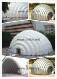 Tenda gonfiabile bianca della cupola dell'aria di sport da vendere