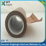 PTFE ha ricoperto il nastro del panno dell'isolamento del nastro del Teflon del panno di vetro