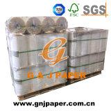 Il commercio all'ingrosso ha impresso il documento colorato del di alluminio per lo spostamento di alimento