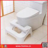 Footstool plástico ajustável do toalete de 2017 vendas quentes