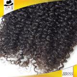 Естественные человеческие волосы бразильянина цвета 9A