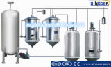 Presionar la prensa de petróleo de Refiend 4t/D del petróleo de la máquina