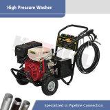 Rondella ad alta pressione della benzina con 2 rotelle (HL-3800G)