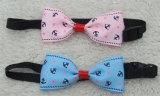 Adatto a legame di arco dell'animale domestico della sciarpa del legame dell'animale domestico del gatto e del cane per i piccoli animali