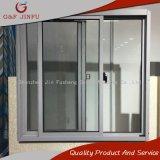 Алюминиевый композитный скользящего окна окна с двойным стеклом