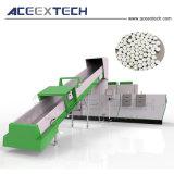ペレタイジングを施す装置をリサイクルするプラスチックフィラメント