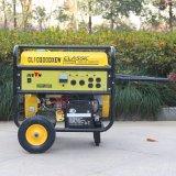 Groupe électrogène électrique portatif silencieux d'essence du bison 3kw