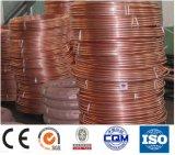 LÄRM 2.009 C11000 C10200 rotes kupfernes Gefäß für Ölpipeline