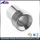 Peça de carimbo de cobre de reposição do metal de folha do CNC da elevada precisão
