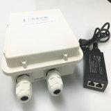 IP67 impermeáveis Dual CPE ao ar livre industrial das portas 300Mbps 4G Lte do LAN com a ranhura para cartão de SIM com ponto de entrada