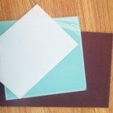 2mm bereiften festes Polycarbonat-Blatt für Stuhl-Matte