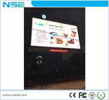낮은 전력 소비를 가진 2018년 광고 풀 컬러 옥외 발광 다이오드 표시 스크린 (P10, P8, P6, P5)