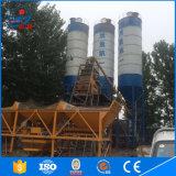 Máquina de procesamiento por lotes por lotes del mezclador de la planta del cemento concreto