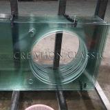 Vidraças planas/Chuveiro Porta de vidro temperado
