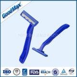 Doppelschaufel-Wegwerfrasiermesser-Wegwerfrasiersicherheits-Rasiermesser