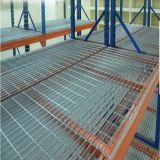 Pour le projet de grille en acier galvanisé-de-chaussée ISO9001