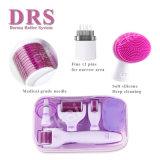 Dermaroller Última Derma Roller 6 en 1 Kit Microneedle terapia para el cuidado de la piel