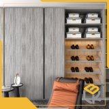 Sandale du grain du bois Papier Impregnatde mélamine décorative pour le mobilier 70-85g