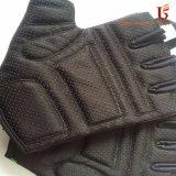 Pvc stippelde Antislip Gebreide Stof voor Handschoenen