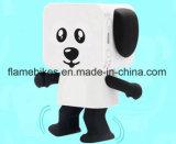 Горячий малый квадратный многофункциональный новый стерео толковейший диктор робота щенка танцульки