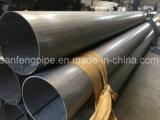 In Voorraad in de Verzekering wordt gemaakt die van de Handel van China de Warmgewalste Buis die van het Staal met behulp van