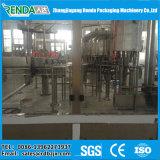 L'opération commode de lavage automatique de la bière de plafonnement Canning Machine de remplissage