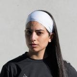 Высокое качество женщин летние спортивные Иссякать Headbands, износ яркие полосы волос