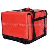 """Grand sac à dos congelé de la distribution de nourriture de capacité par sac avec la fermeture 22 """" L X 22 """" W X 18 """" de tirette"""