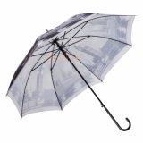 Прямой зонтик с конструкцией большого Бен