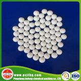 Hoge Alumina van 99% Inerte Bal als Bed van de Steun van de Katalysator