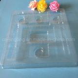装飾的な積集合のプラスチック皿のためのまめの皿