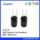105c 6000hours47UF 50V Elektrolytische Condensator Met lange levensuur