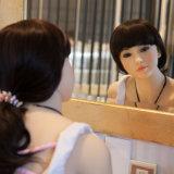 Куклы влюбленности ощупывания металла куклы секса силикона Sapm106A определенные размер жизнью каркасные реальные