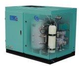 Compressor Van roestvrij staal van de Lucht van de Schroef van de Injectie van het Water van de olie de Vrije Industriële Stodde 75HP