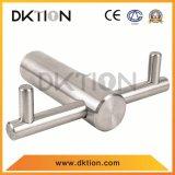 BK002 acessórios de banho de aço inoxidável duplicar o gancho de cabide