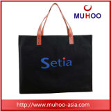 숙녀를 위한 유행 꽃 운반물 핸드백 화포 또는 면 쇼핑 백