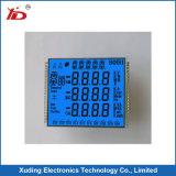 Visualización/pantalla del LCD del cristal líquido de 16*1 Stn con el contraluz de Y-G LED
