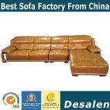 Le forniture di ufficio moderne impostano il sofà di cuoio (A15-2)