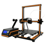 Принтер металла 3D высокой точности цены по прейскуранту завода-изготовителя Anet E10 допустимый